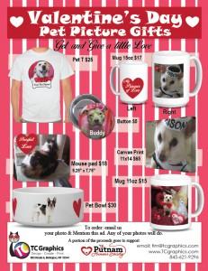 PHS Valentine Fundraiser Flyer-01