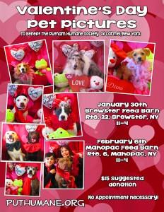 2016 Valentine's Day flyer