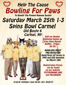 Bowling for Paws 2017